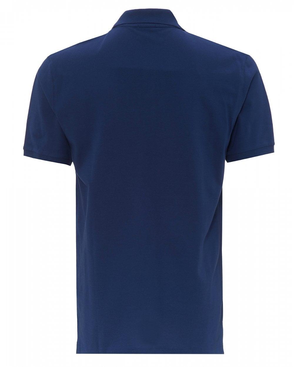 50bcc2c71 BOSS Mens Pearl Pallas Polo Shirt, Fine Pique Polo