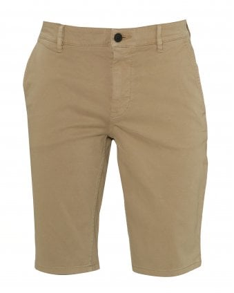 Mens Schino Slim Beige Chino Shorts 49beace7710d