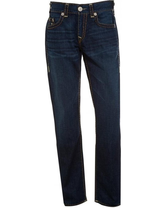 True Religion Jeans Central City Seasonal Geno Super T Regular Tapered Jean