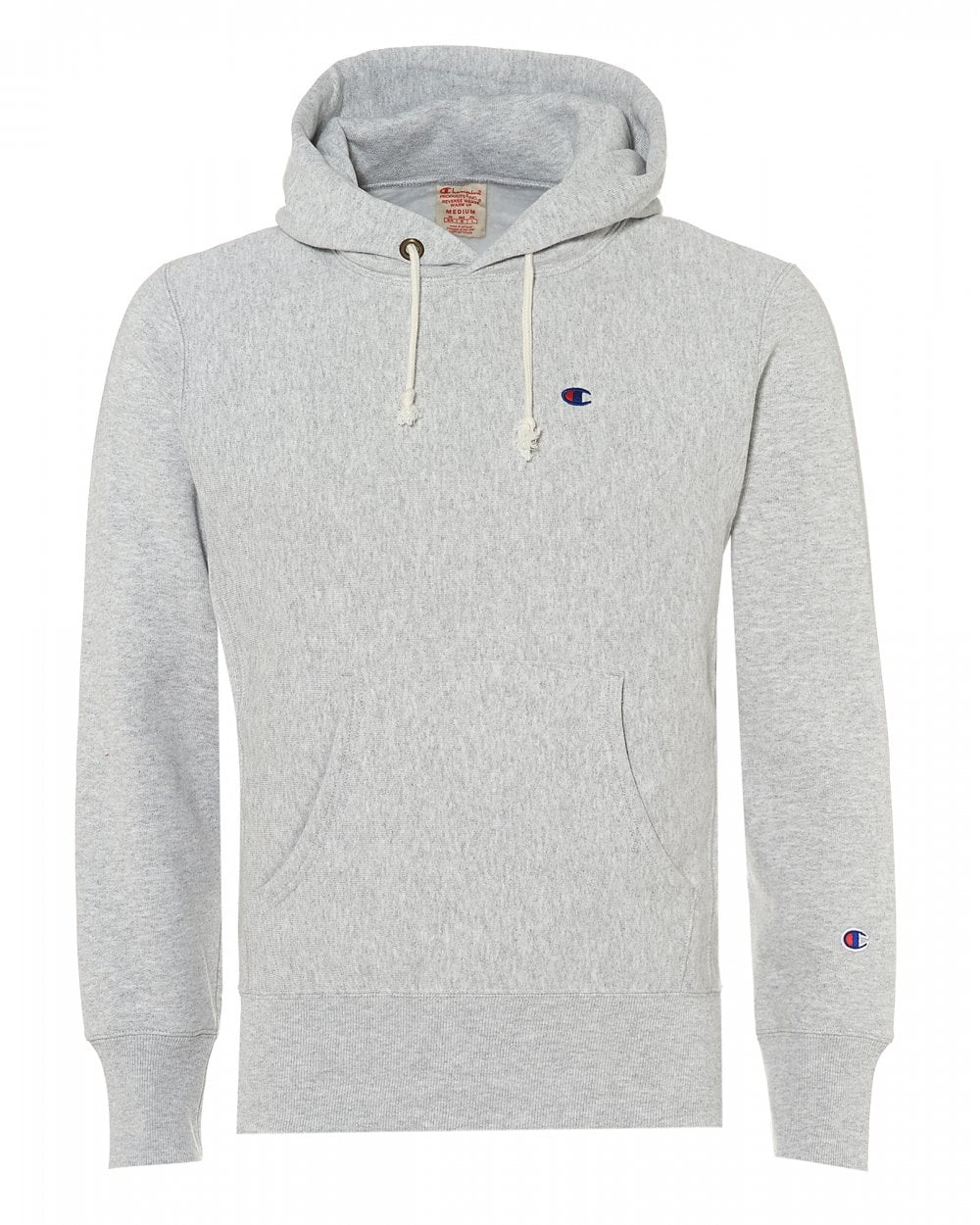Champion Mens Reverse Weave Hoodie 14199e4a8595