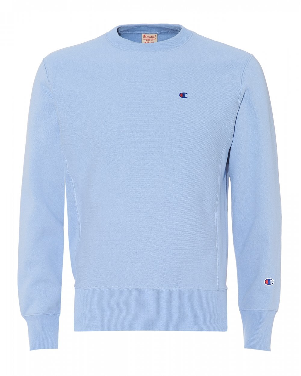 8a5162829076 Champion Mens Small Logo Sweatshirt