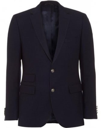 Classic Dark Blue Jacobs Jacket