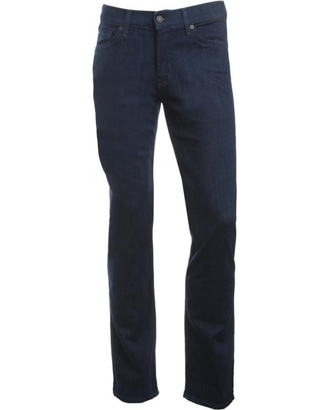 For All Mankind Dark Rinse Slimmy Lux Performance Jean
