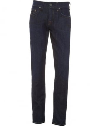 Dark Wash Geno Slim Fit Denim Jeans