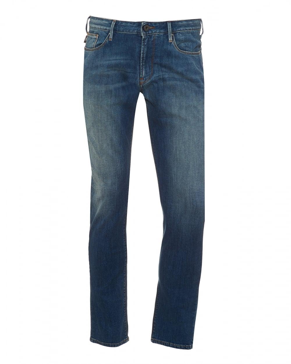 7c6ff3b0280 Emporio Armani Mens J06 Jeans