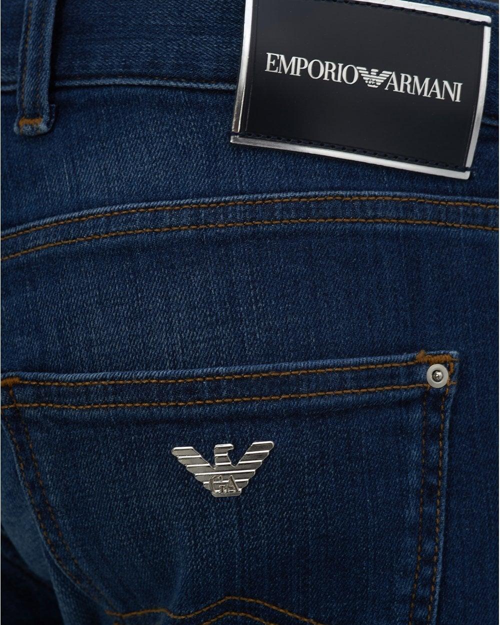 armani jeans brand