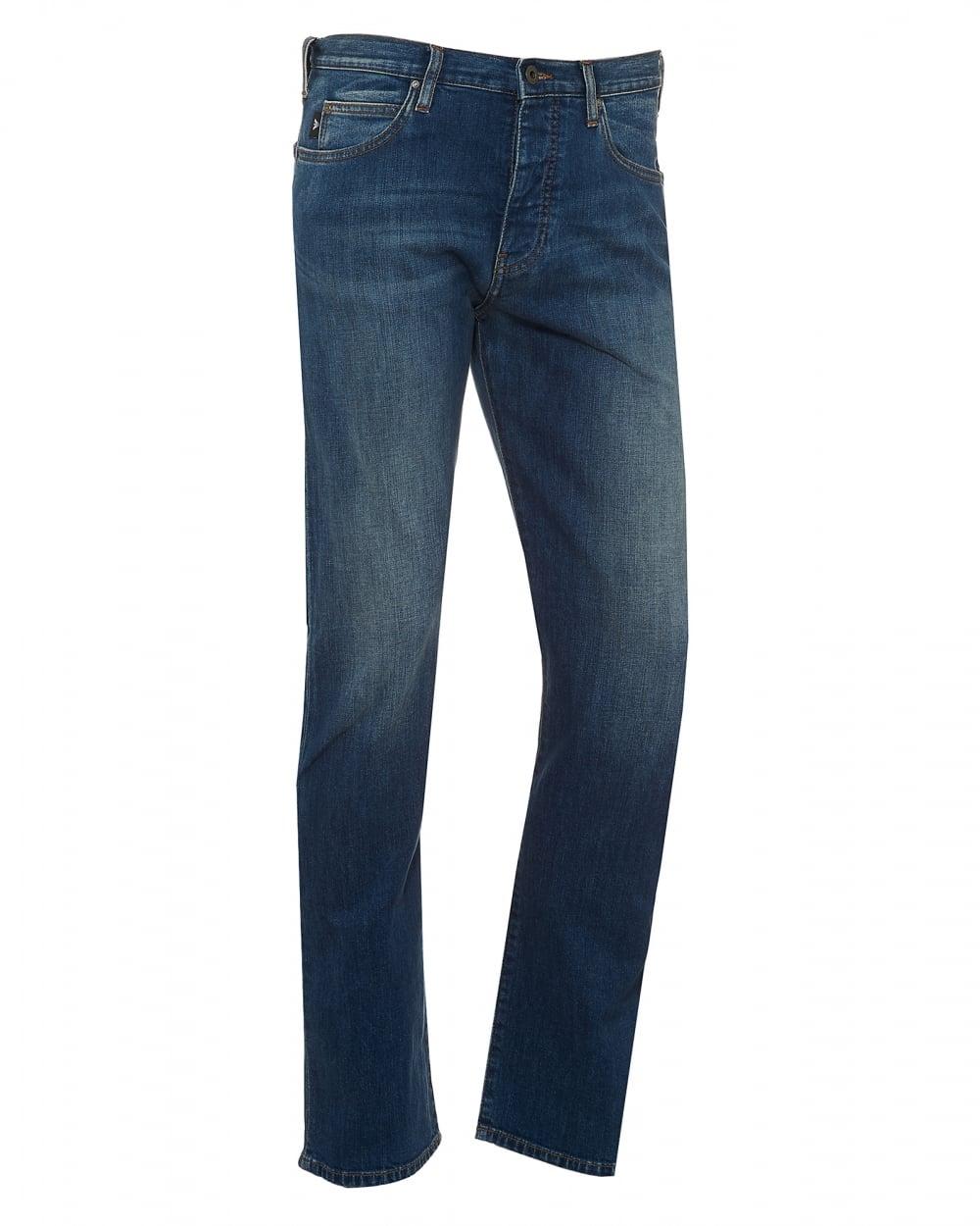 4663b137d5 Emporio Armani Mens J21 Jeans