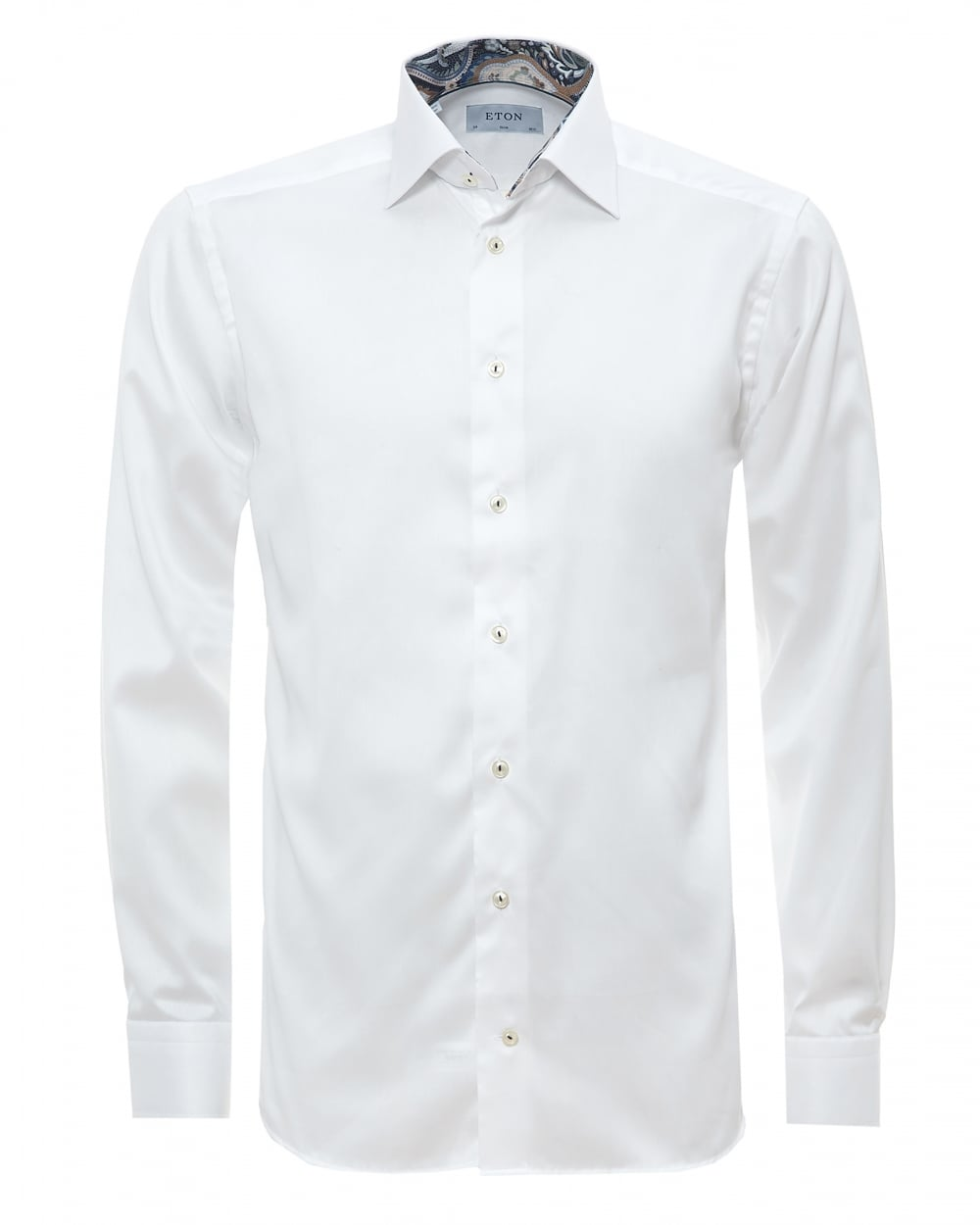 Men's Shirts. Made with the finest cotton, our men's shirts are of the very highest quality. With our wide range of patterns and colours you'll find plenty of variety to keep you looking smarter and sharper.