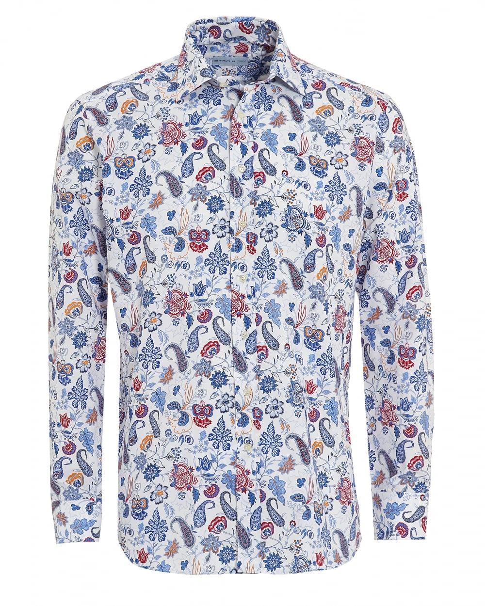 paisley shirt - White Etro Brand New Unisex Cheap Online In China Cheap Online Sale Hot Sale Sale Online Cheap UmFI7BBN