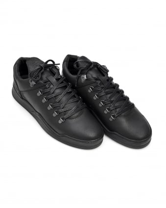 Mens Mountain Cut Trainers, Ghost Black Sneakers