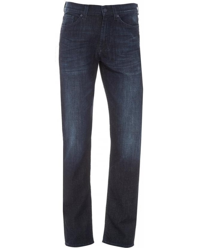 For All Mankind Jeans Slimmy New Los Angeles Dark Jean