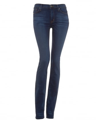 Womens Tilda Cigarette Revelation Wash Straight Jeans