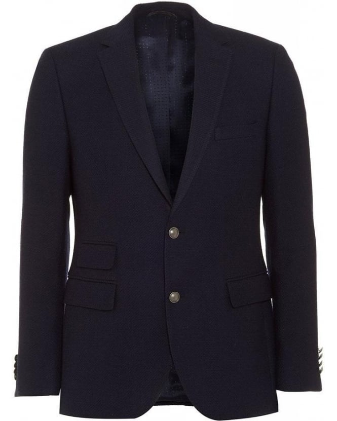 Hugo Boss Black Classic Dark Blue Jacobs Jacket