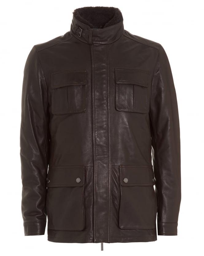 a6bb6eab7a2 hugo boss black uk urbat leather shoes available via PricePi.com ...