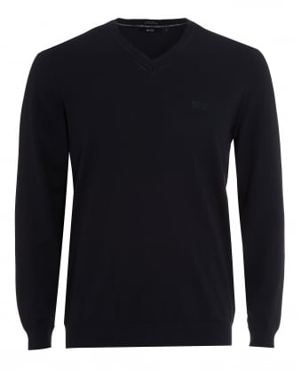 Mens Fillpp-O Jumper, Navy Blue Sweater