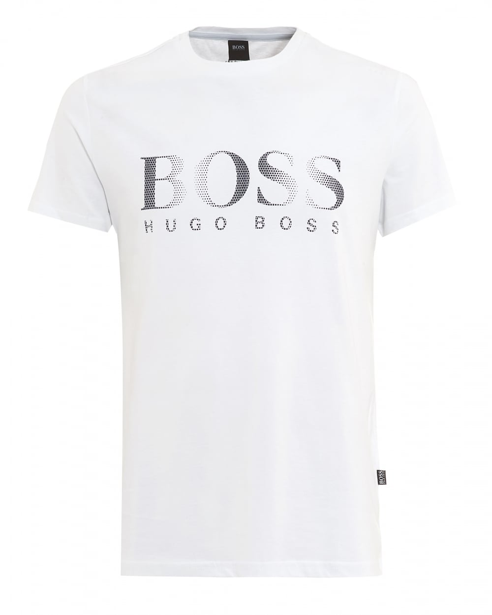 boss white t shirt