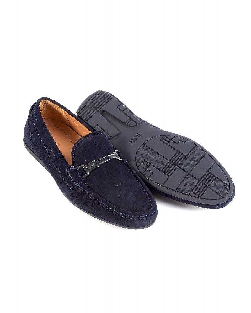 hugo boss shoes men loafer