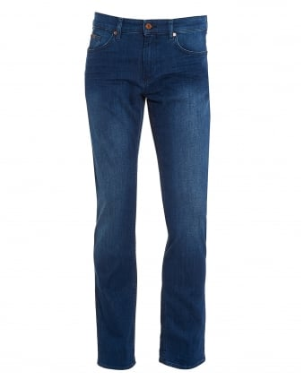 Mens C-Delaware1 Jean, Stretch Slim Fit Mid Light Jeans