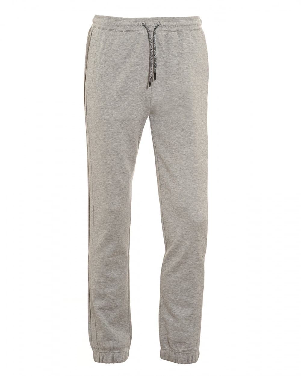 Mens Hadiko Tracksuit Bottoms, Grey Sweat Pants