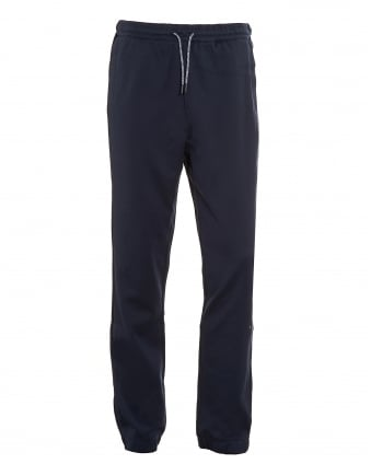 Mens Hadiko Tracksuit Bottoms, Navy Blue Sweat Pants