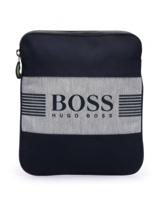 Find hugo boss green mopti messenger bag navy. Shop every store on ... 70f48ec704
