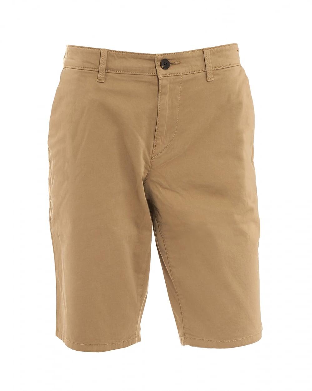 hugo boss orange mens schino slim shorts d slim fit chino. Black Bedroom Furniture Sets. Home Design Ideas