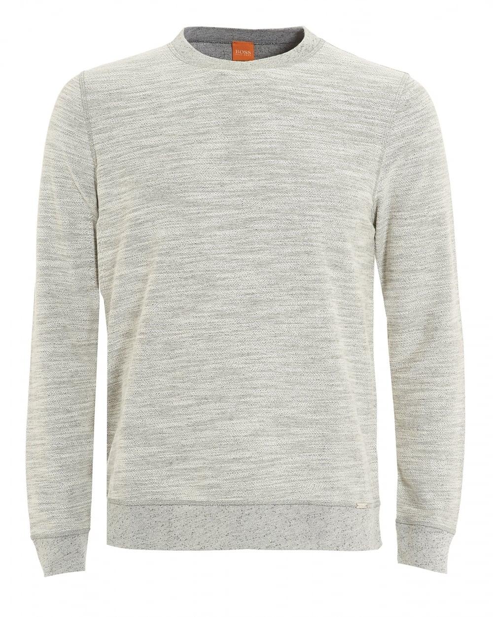 hugo boss grey sweatshirt sale   OFF32% Discounts 71c41ed251