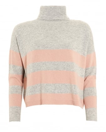 Womens Conte Striped Jumper
