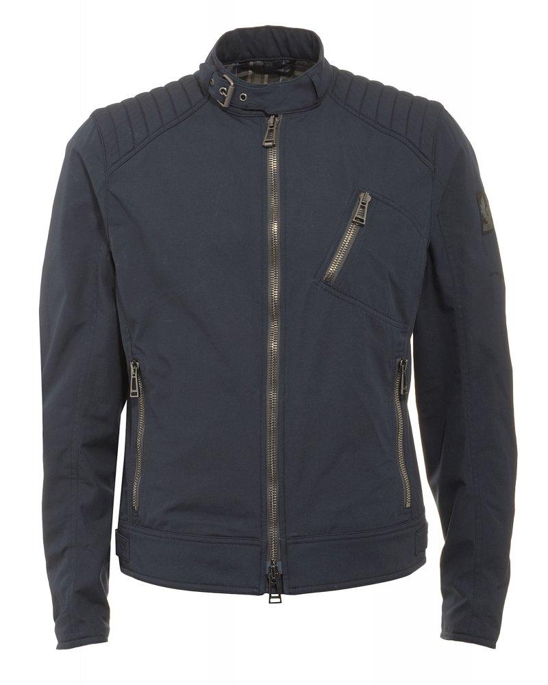 Belstaff K Racer Cotton Jacket Black