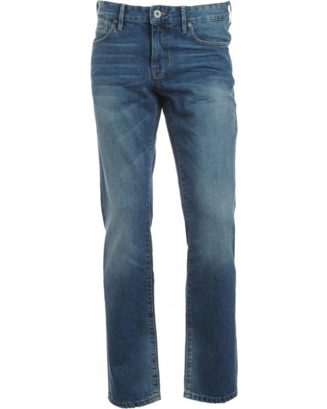 Hugo Boss Orange Jeans, Light Whisk 24 Barcelona Regular Jean