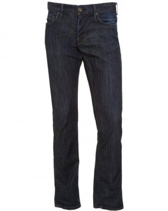 Jeans, Moonlight Dark Crease 'Orange 24 Barcelona' Regular Jean