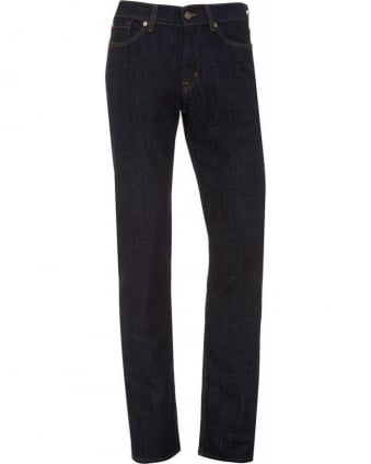 Jeans Slimmy Hollywood Stretch Rinse Blue Jean