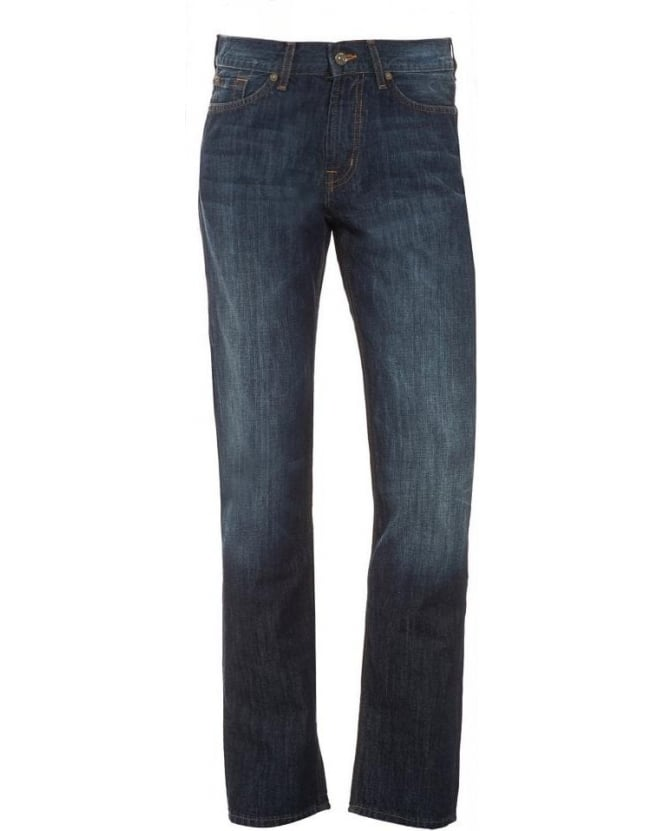 For All Mankind Jeans Slimmy New York Dark Jean