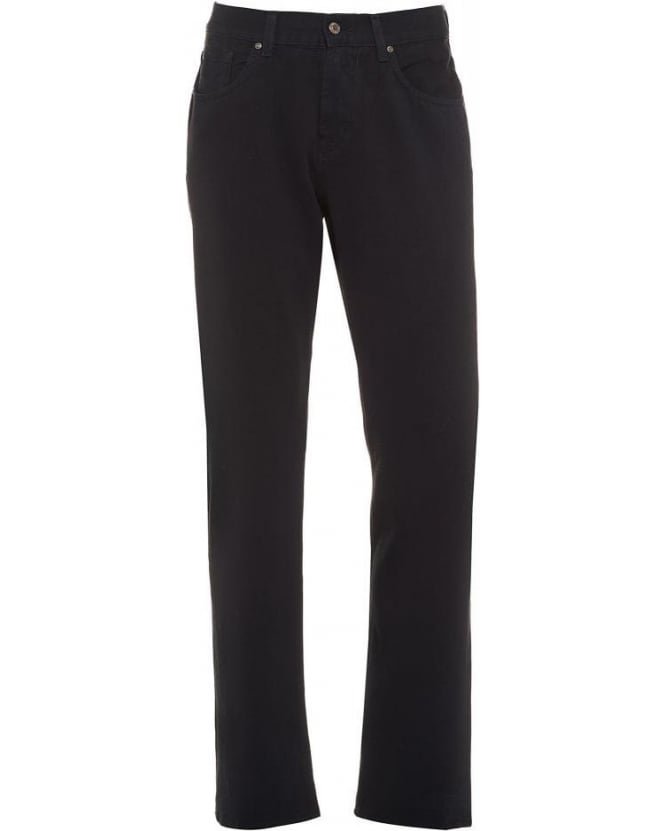 For All Mankind Jeans The Straight Cashmere Navy Jean