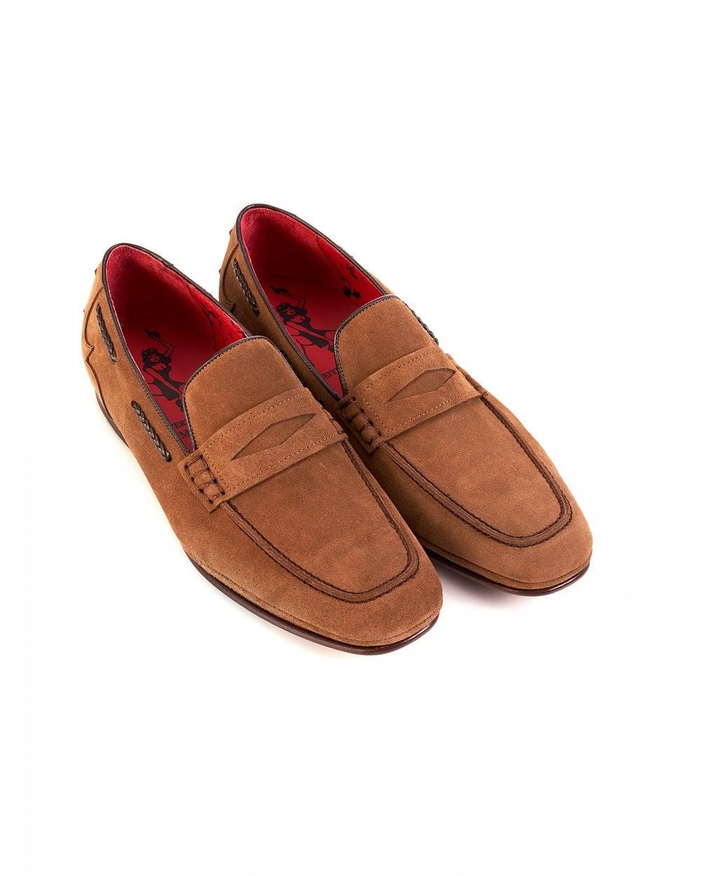 6e8ad437765 Jeffery West Shoes Mens Muse Suede Shoes