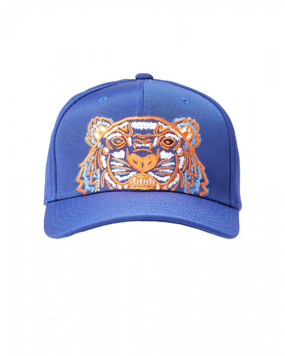 3a8f646ff Mens Canvas Tiger Cap, French Blue Hat