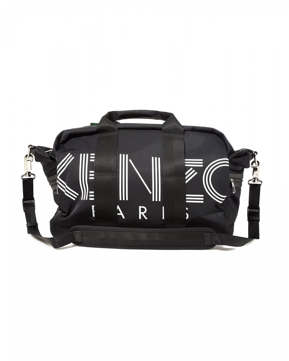157b9f1147 Kenzo Mens Logo Weekend Holdall Bag