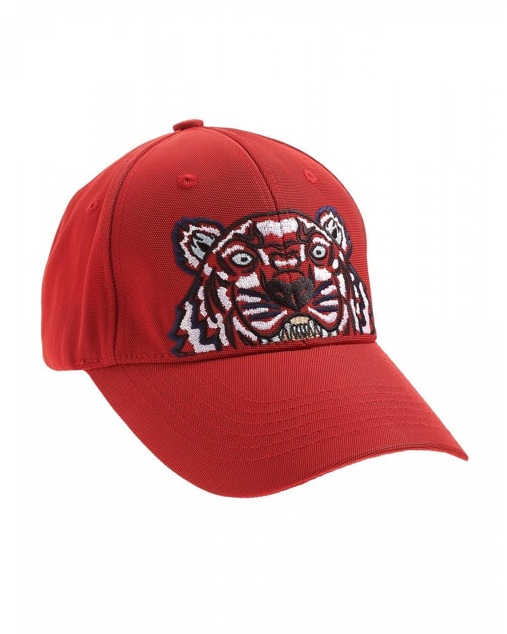 Kenzo Mens Tiger Baseball Cap c5265abb0bb