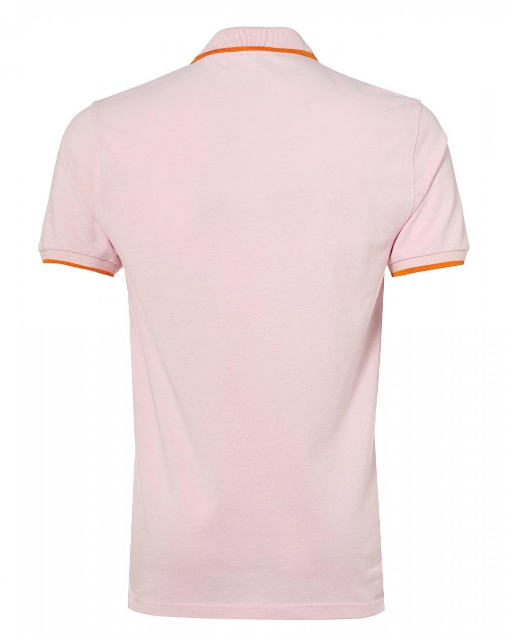 8650547733f7 Kenzo Mens Tiger Polo Shirt