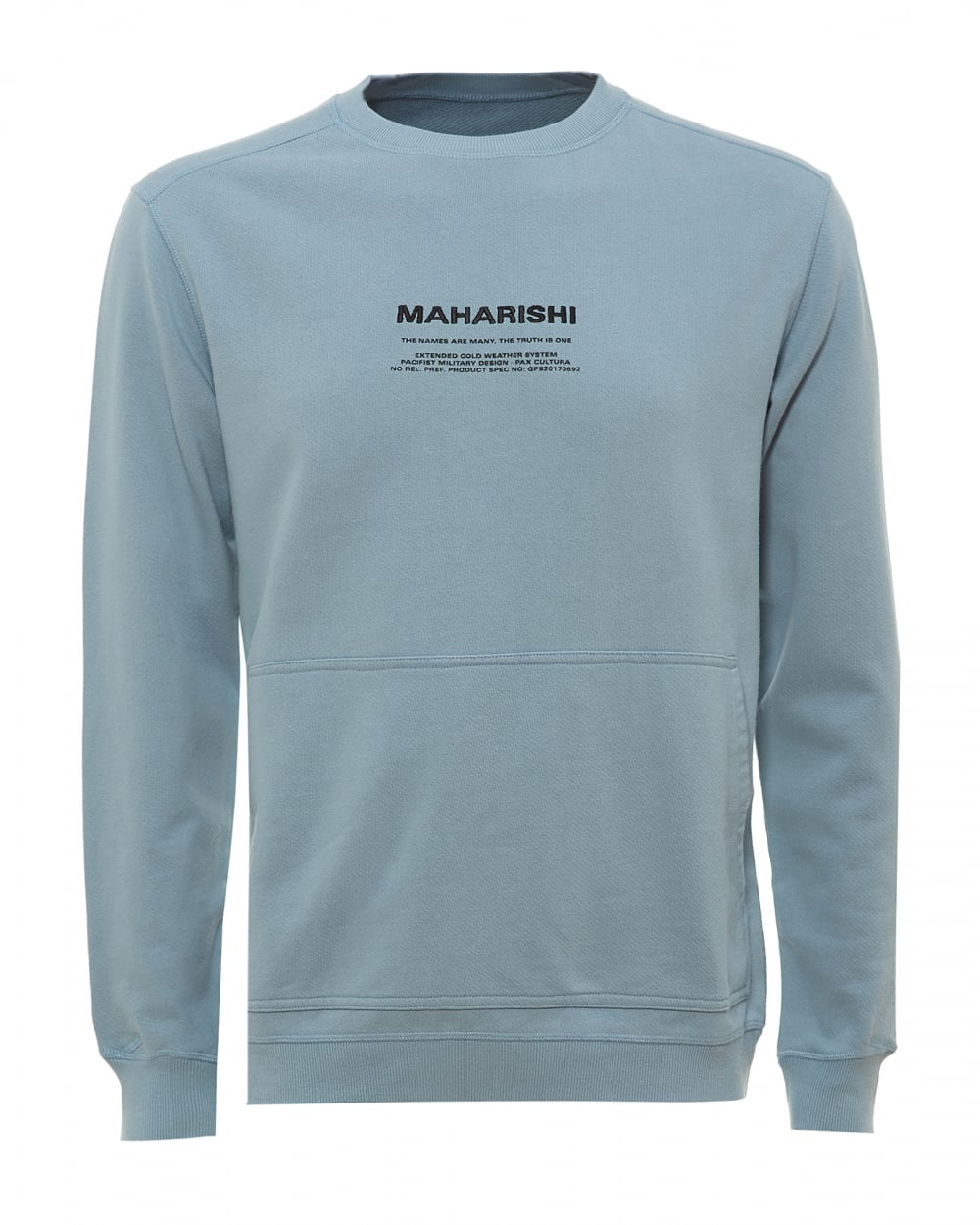 fe0d05038 Maharishi Mens Miltype Sweatshirt