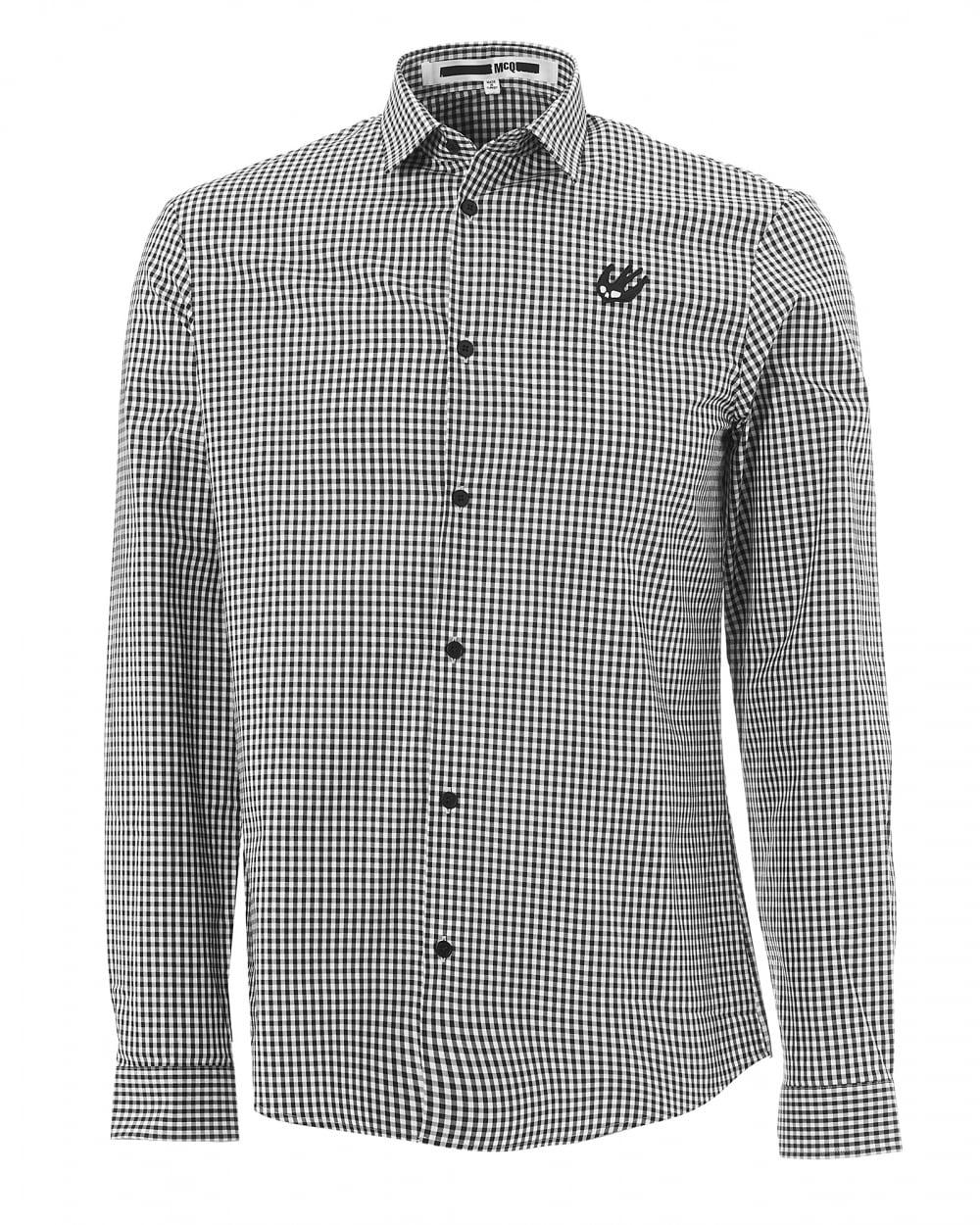 Original Penguin Men S Mini Dot Gingham Shirt