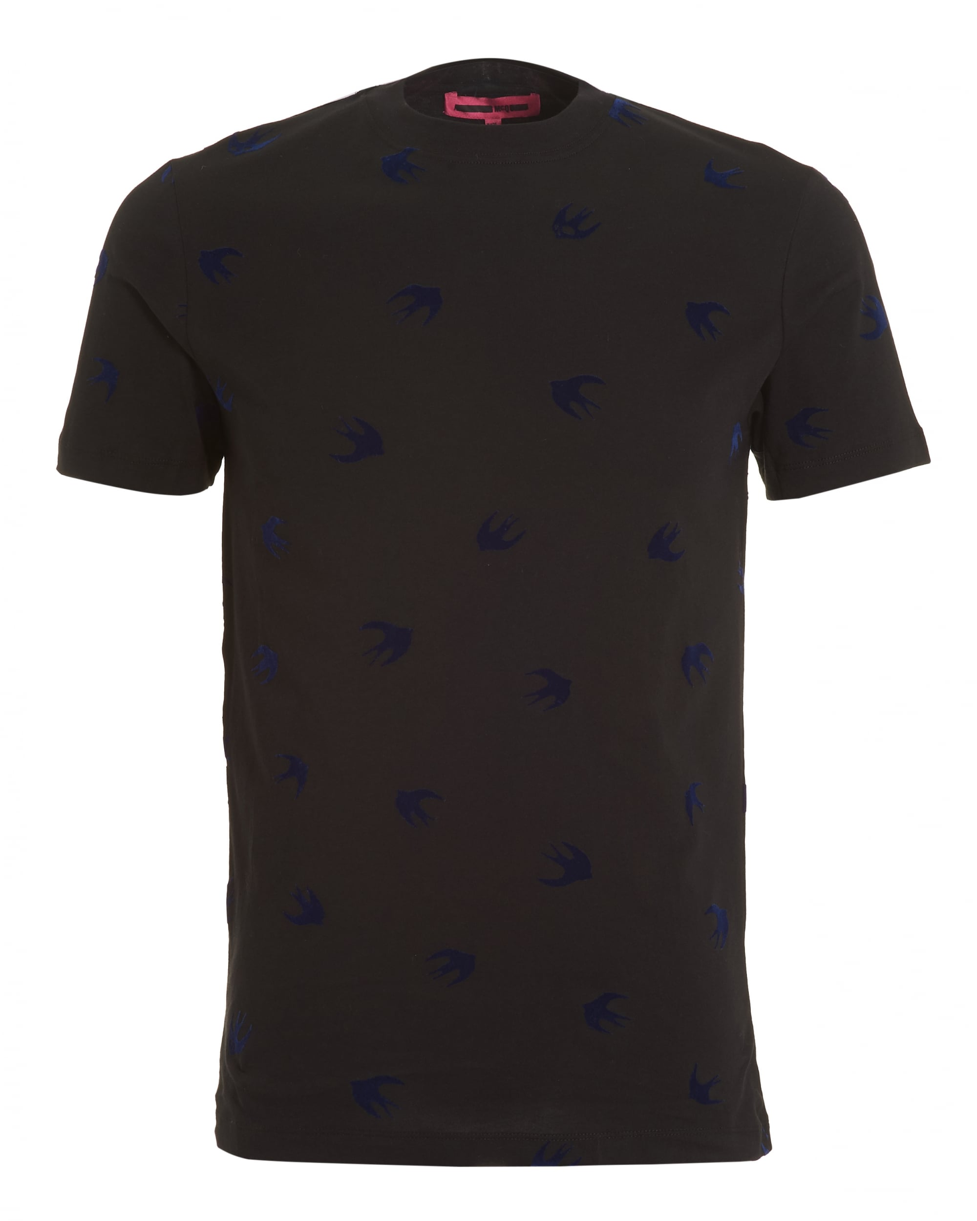 c5edeec5ac96 McQ by Alexander McQueen Mens Swallow T-shirt