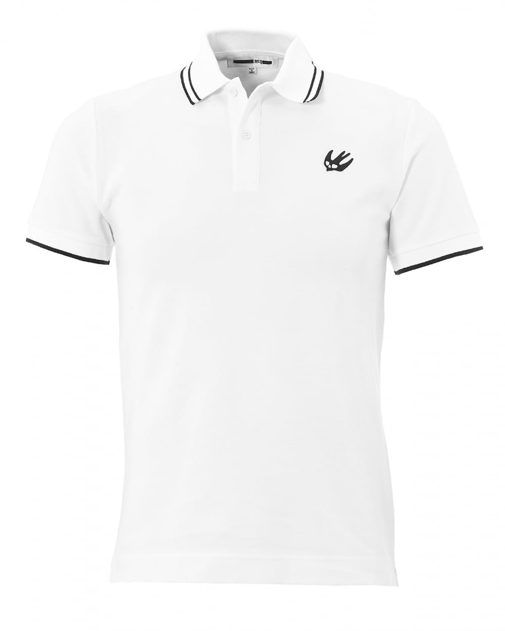 McQ by Alexander McQueen Mens Swallow Polo 6efad35ee68d