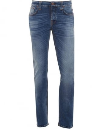 Mens Grim Tim Jean, Best Coast Blues Organic Stretch Denim