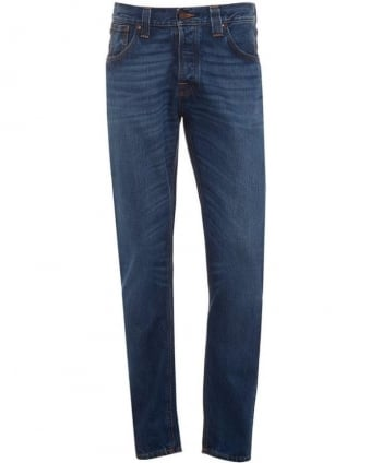 Mens Steady Eddie Jean, True Classic Organic Denim