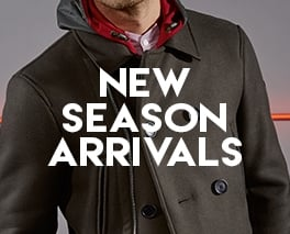 Mens New Arrivals - Last 60 Days