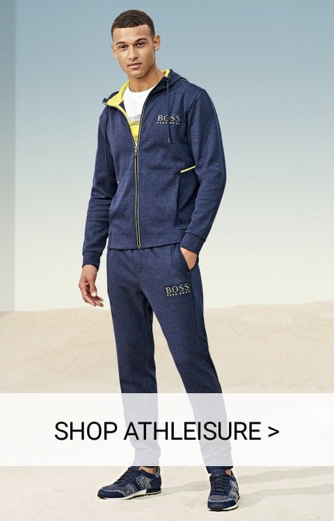 9658f09537a World renowned fashion brand BOSS offers a range of men s clothing with  innovative