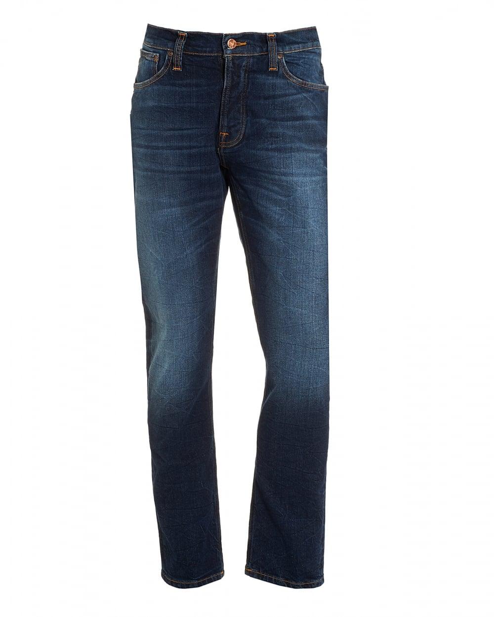 dc8af83ba137e Nudie Jeans Mens Dude Dan Jeans