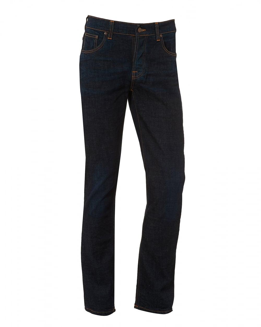 Jeans Mens Grim Tim Slim Jeans Nudie Jeans 3p6MKbSW2