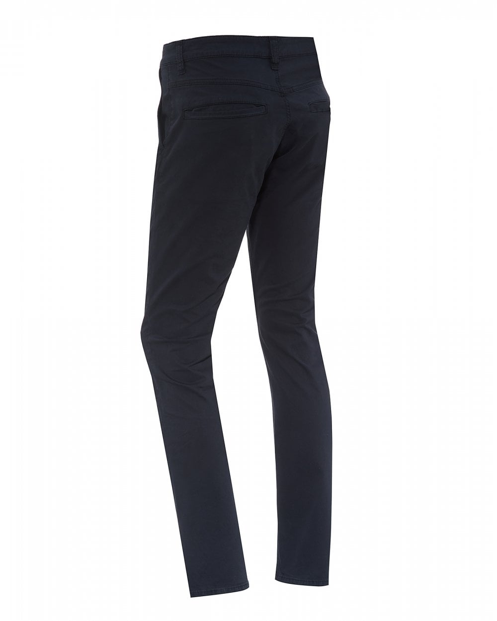 7cdcc542067 Nudie Jeans Mens Slim Adam Chinos, Dark Midnight Trousers